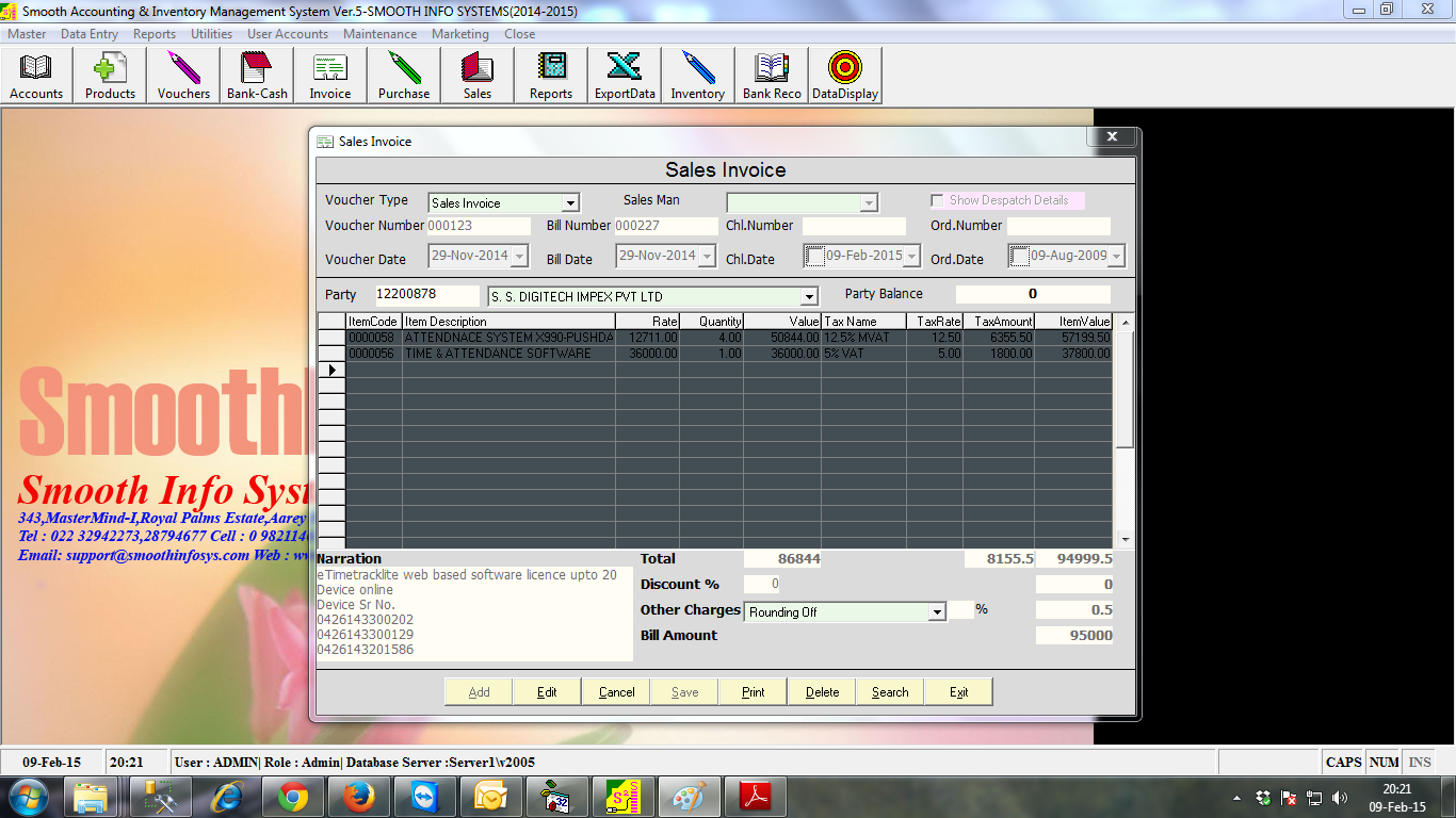 Biometric Attendance System Attendance Management System